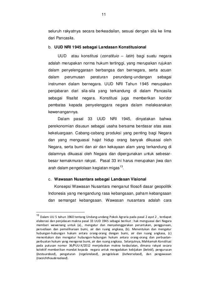 12  pandang bangsa Indonesia tentang diri dan lingkungannya sesuai ideologi nasional yaitu Pancasila dan UUD NRI Tahun 194...