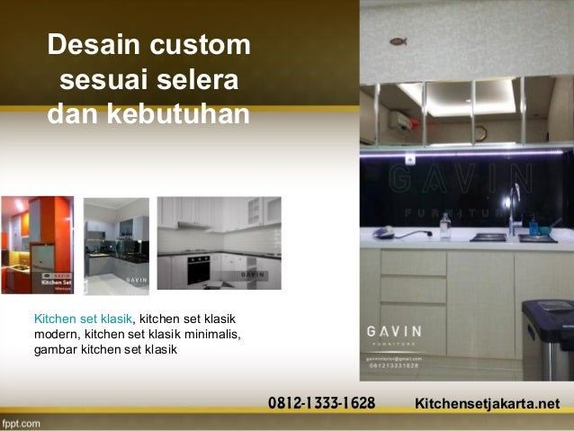 ... Kitchen Set 0812 1333 1628 Kitchensetjakarta.net; 8.
