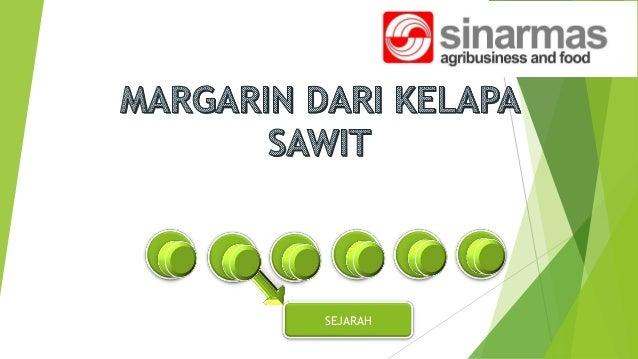 Margarin Dari Minyak Kelapa Sawit