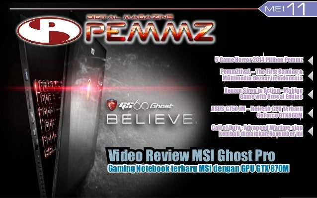 11M E I 5 Game Horror 2014 Pilihan Pemmz PemmZtivaL – The First Gaming & Multimedia Bazaar in Indonesia Xenom Siren in Act...