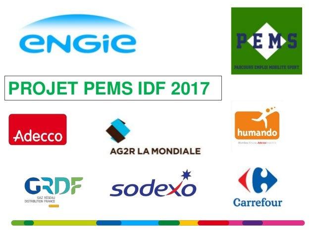PROJET PEMS IDF 2017