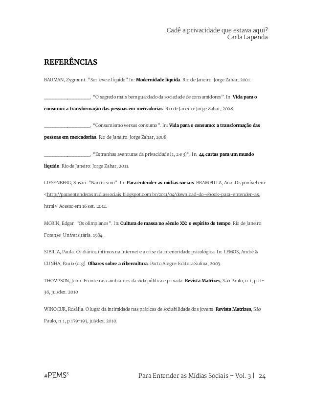 A CONSTRUÇÃO DO PERFIL IDENTITÁRIO NAS REDES SOCIAIS: QUEM É VOCÊ? Aline Néto  alineneto2000@ yahoo.com .br