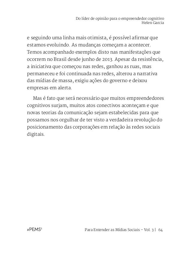 AS REDES SOCIAIS RUMO AO CONTEÚDO Lucas Gordon  @ koenigg