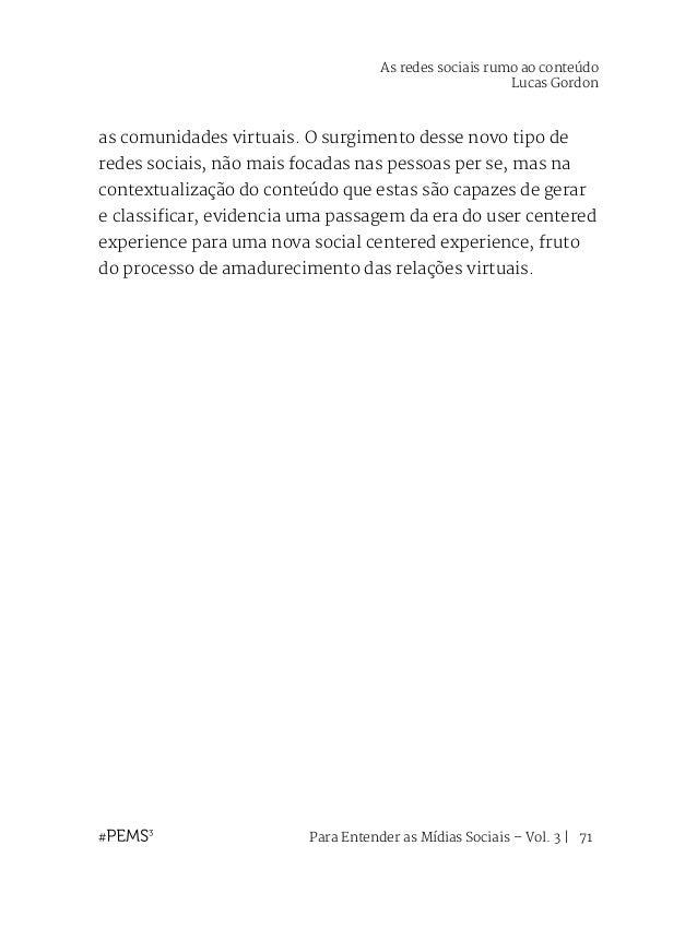 INTERSECTANDO PONTOS QUE CARACTERIZAM O JORNALISMO NAS REDES SOCIAIS Felipe Nogueira  @ OficialNogs