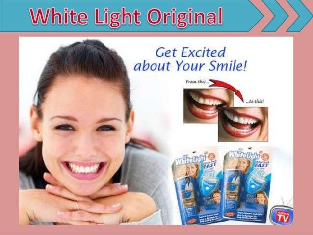 About Product Fungsi & keunggulan whitelight antara lain : •Memutihkan gigi dengan praktis dan efektif. Tanpa harus dengan...