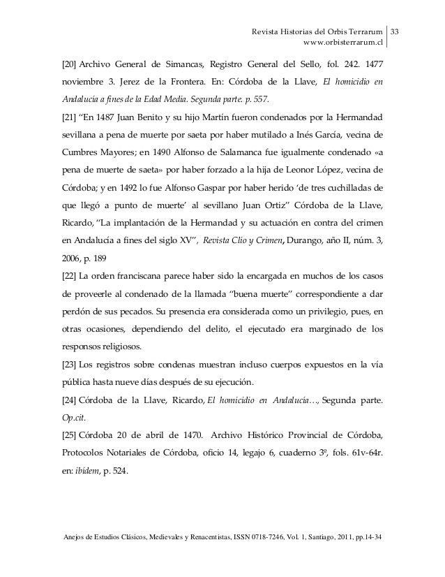 Pena de muerte bajomedieval for Registro de bienes muebles de valencia