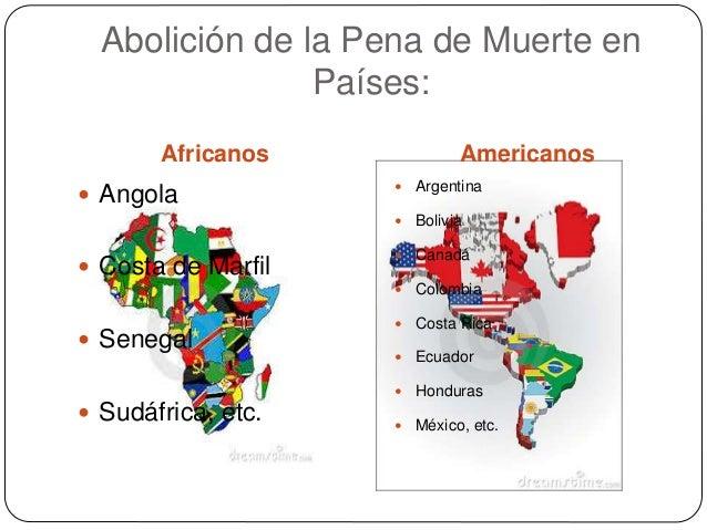 paises pena muerte gay+