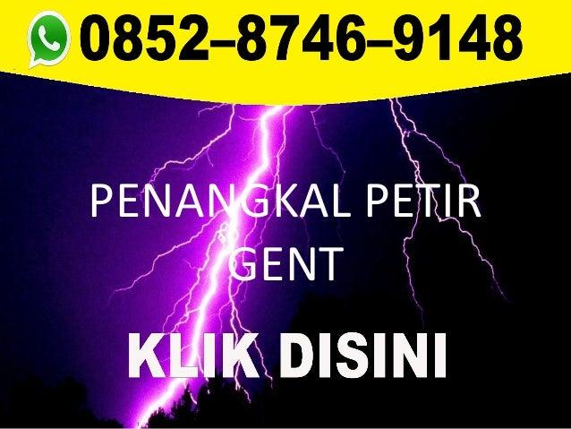 PENANGKAL PETIR GENT