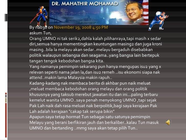 Malay sino relations in malaysia