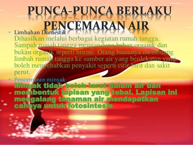 Pencemaran Udara Dan Air Moral