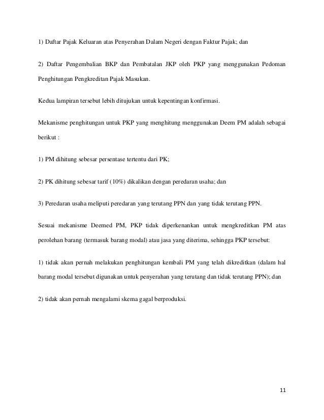 52 Free Download Contoh Surat Pembatalan Faktur Pajak Format Doc
