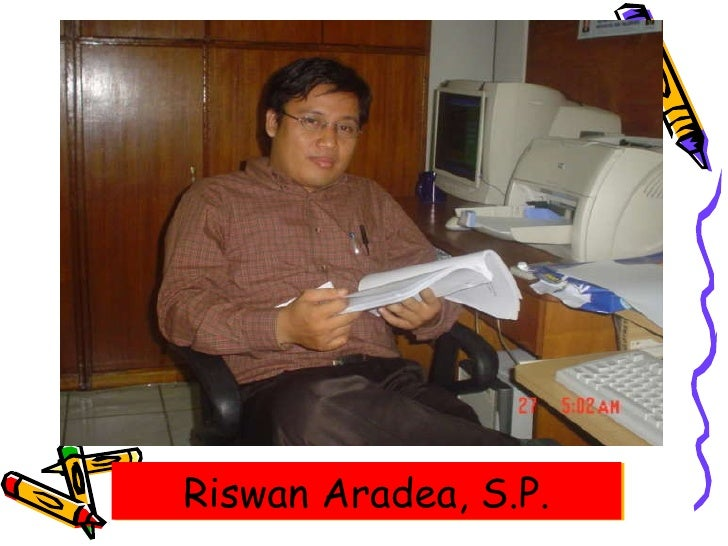 Riswan Aradea, S.P.
