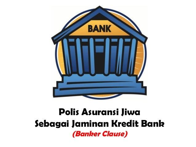 Hasil gambar untuk banker clause