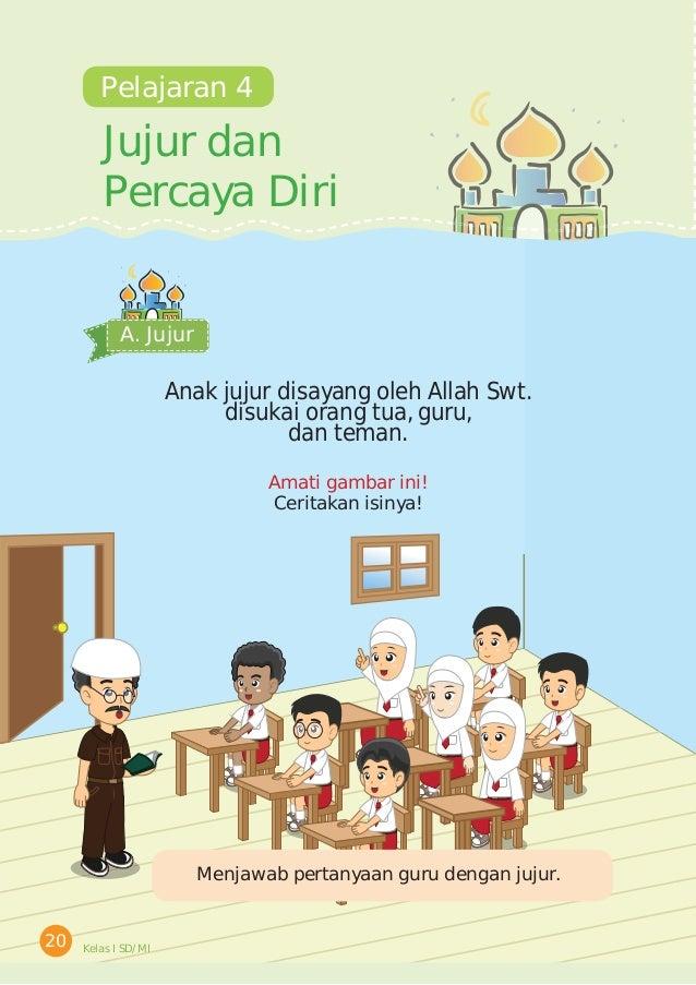 Pendidikan Agama Islam Dan Budi Pekerti Bse Kelas 1 Sd Kurikulum 2013