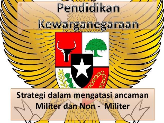 Pendidikan Kewarganegaraan Militer