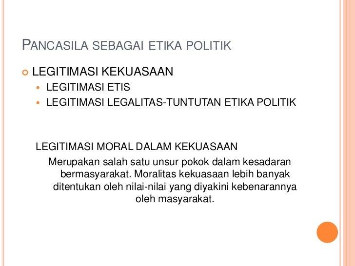 Image Result For Legitimasi Moral Adalah