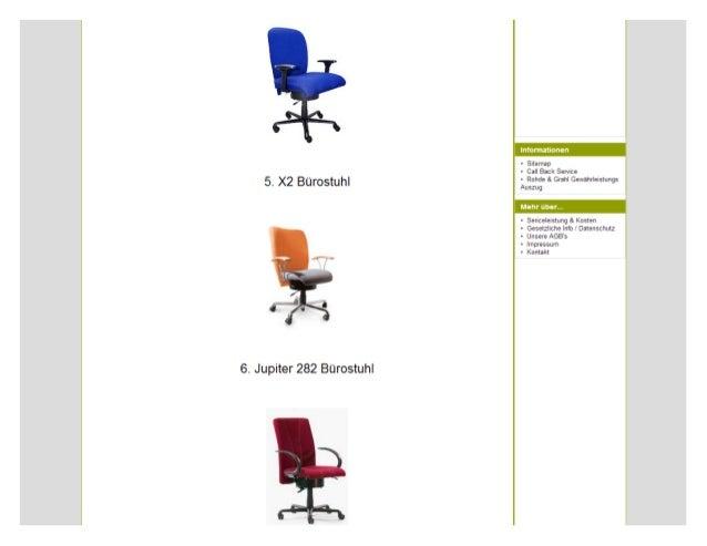 Pending Bürostühle Slide 3