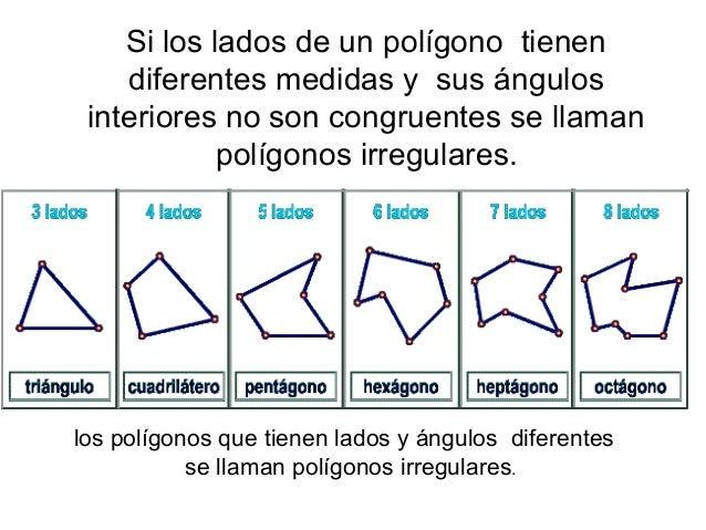 Pend lamina 9 y 10 formas poligonales