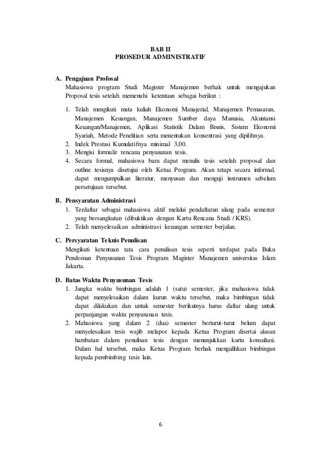 thesis magister manajemen Kami menyediakan daftar contoh tesis magister manajemen ini hanya untuk  membantu anda dalam memperoleh referensi tambahan yang.