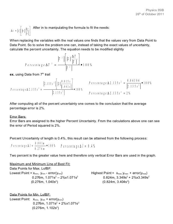 Pendulum Lab Pt 2 | Pendulum | Classical Mechanics
