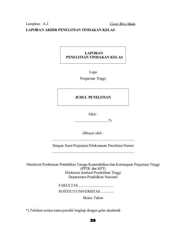 penelitian tindakan kelas   ptk    u0026 contoh karya tulis ilmiah   kti