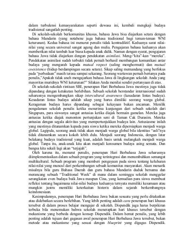 Contoh Artikel September 1997