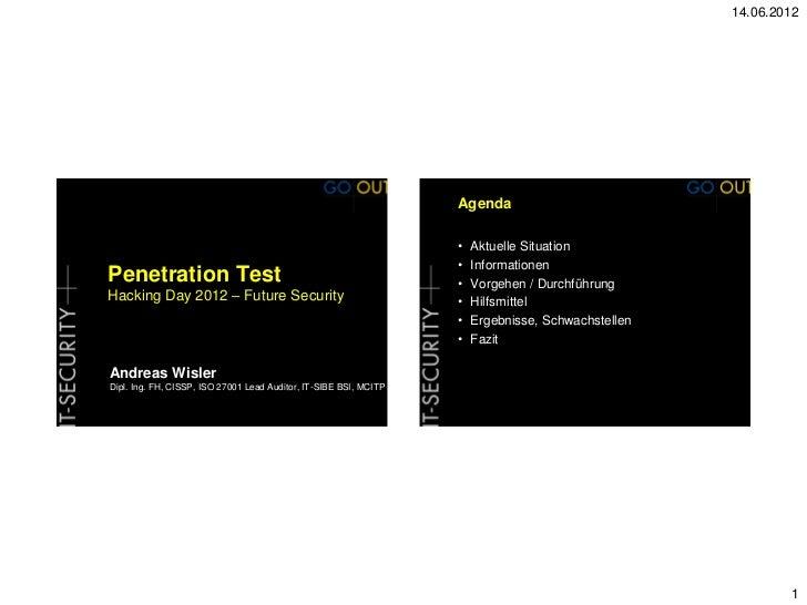 14.06.2012                                                                   Agenda                                       ...