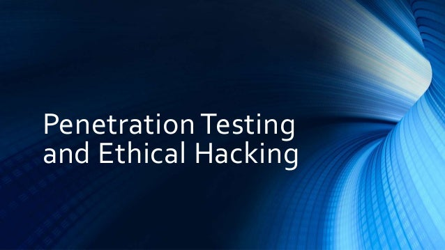 Ethical hacking penetration testing galleries 521