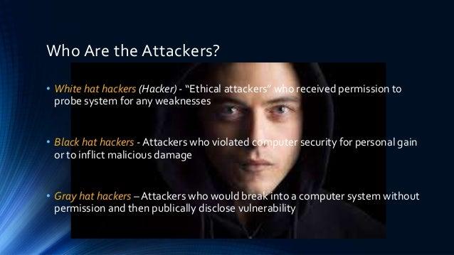 Hacker penetration testing