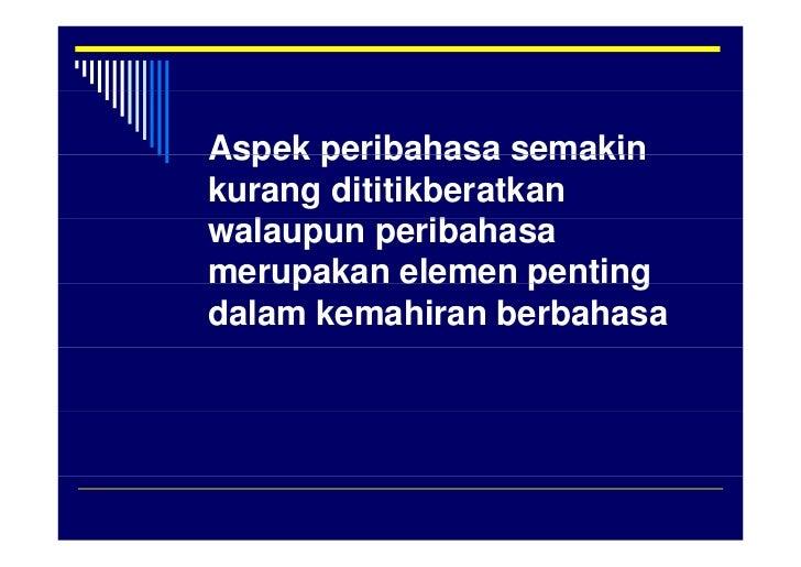 Pengajaran Peribahasa Slide 2