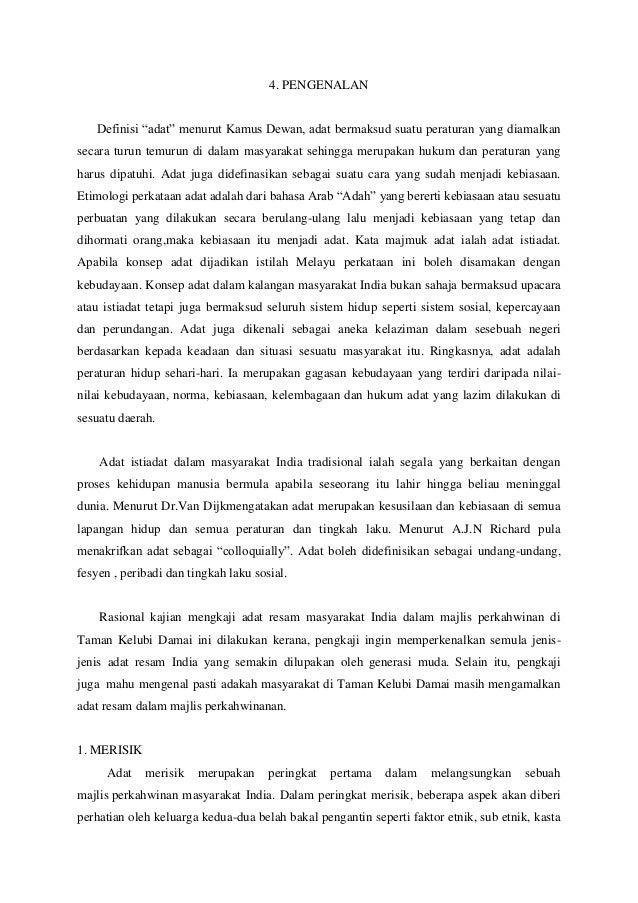 Contoh Pengenalan Kerja Kursus Sejarah / Contoh Pernyataan ...