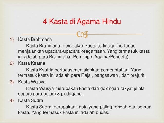 Pengaruh Agama Hindu Dan Budha Di Indonesia Sejarah