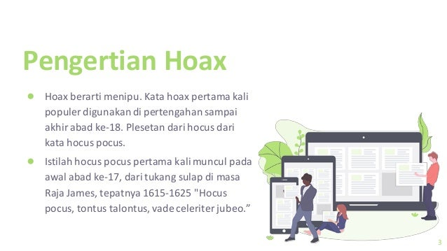 Pengaruh hoax dan hate speech Slide 3