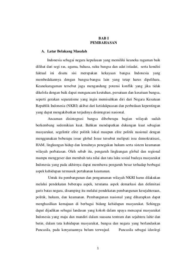 essay kritikan untuk pemimpin bangsa