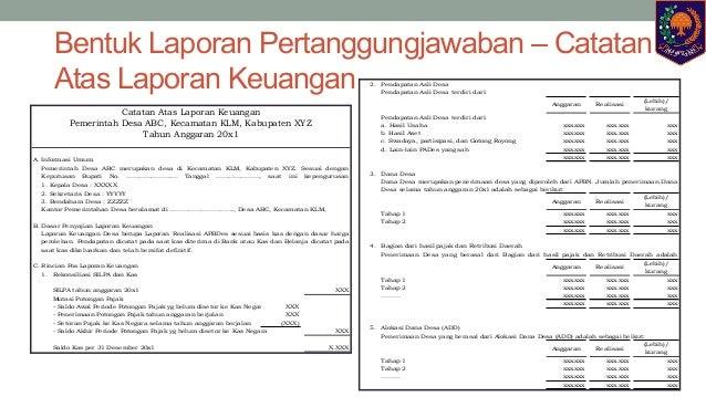 Pengelolaan Keuangan Desa Revisi 2