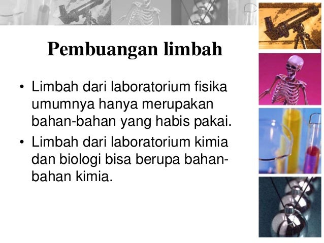 Pengelolaan Laboratorium IPA