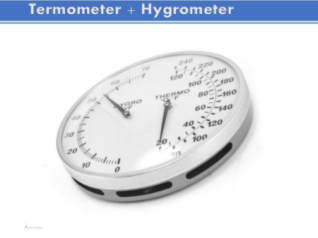 4/17/2015 Termometer + Hygrometer