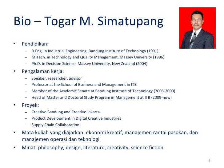 Pengembangan industri kreatif Slide 3