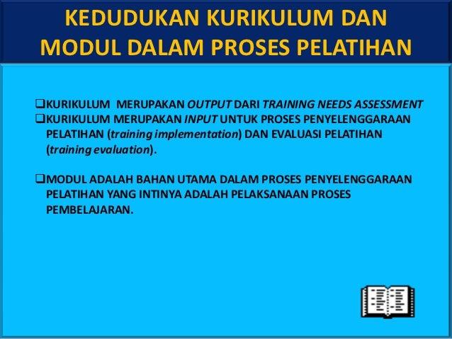 PARADIGMA         RANCANGAN KURIKULUM PELATIHAN                         -Latar Belakang   CBT                    (Analisis...