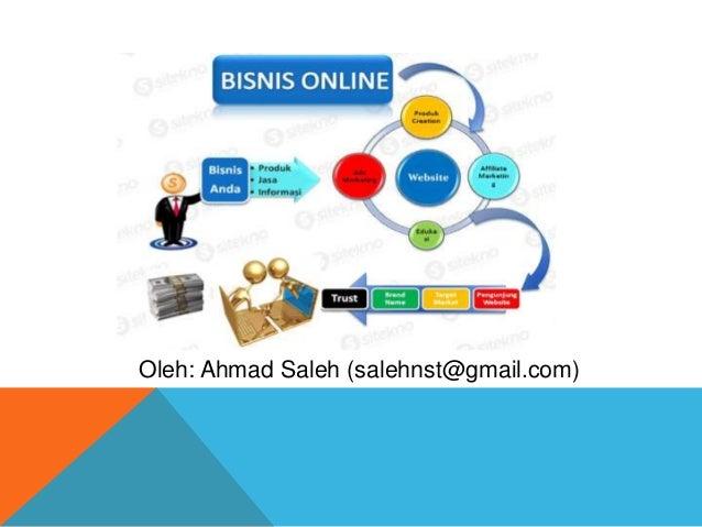 Pengenalan bisnis online