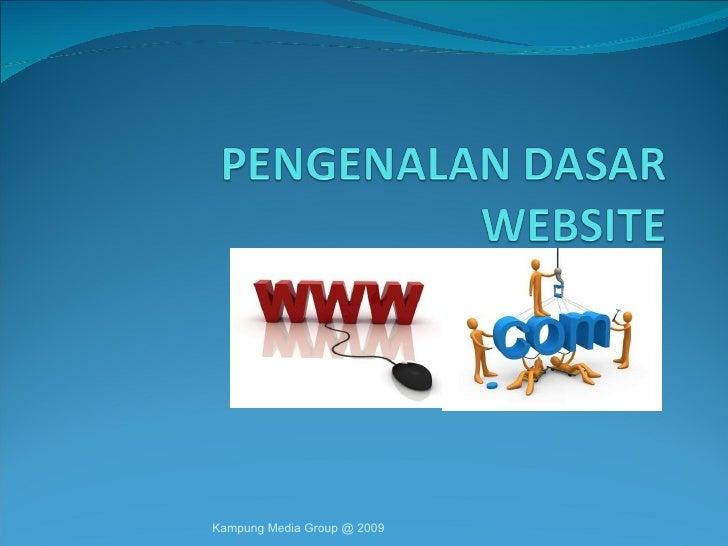 Kampung Media Group @ 2009