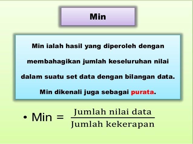 data matematik