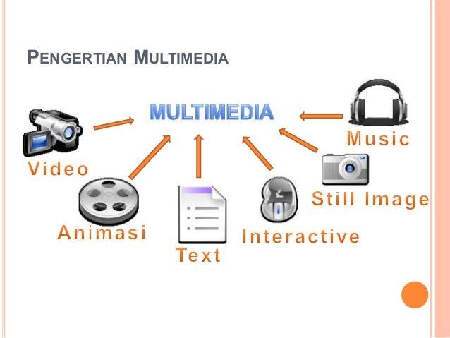 Pengenalan DASAR multimedia Slide 3