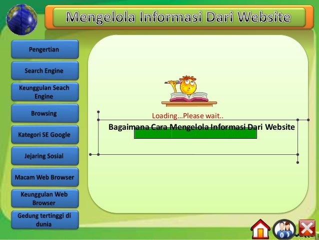 Loading…Please wait..Bagaimana Cara Mengelola Informasi Dari Website