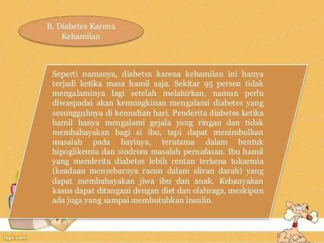 Definisi dan Tipe Diabetes