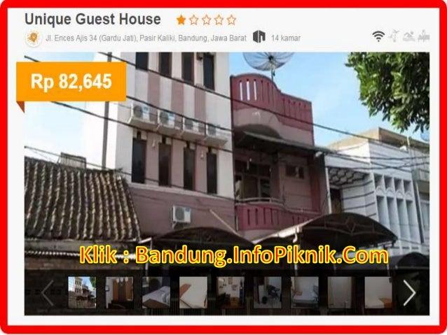 Penginapan Murah Di Bandung 2015 Guest House Hotel Lembang Villa