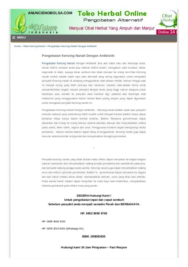 Home » Obat Kencing Nanah » Pengobatan Kencing Nanah Dengan Antibiotik Pengobatan Kencing Nanah Dengan Antibiotik Pengobat...