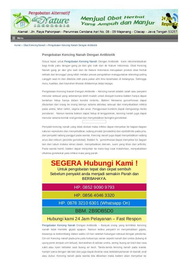 Home » Obat Kencing Nanah » Pengobatan Kencing Nanah Dengan Antibiotik Pengobatan Kencing Nanah Dengan Antibiotik Solusi t...