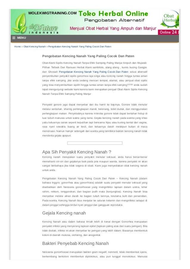 Home » Obat Kencing Nanah » Pengobatan Kencing Nanah Yang Paling Cocok Dan Paten Pengobatan Kencing Nanah Yang Paling Coco...