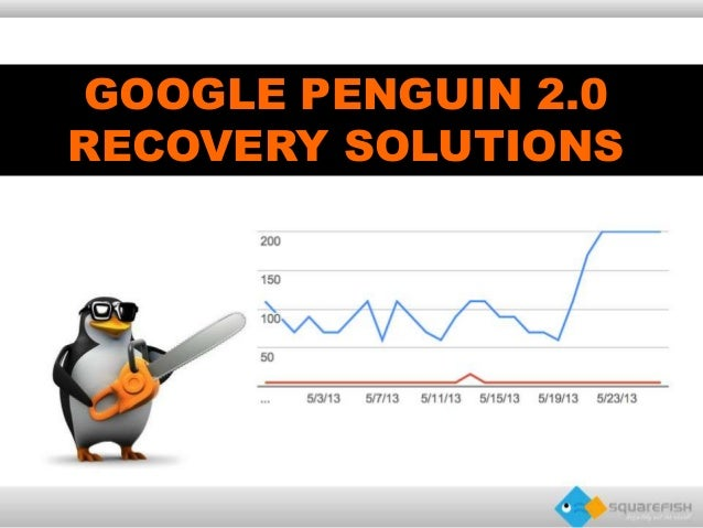 GOOGLE PENGUIN 2.0RECOVERY SOLUTIONS